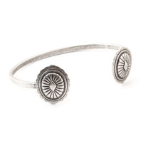 Silver City Open Cuff: Seen on Julia Comil!