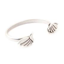 Freebird Cuff -Silver