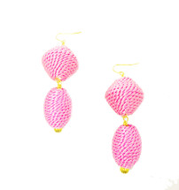 Havana Nights Drop Earrings