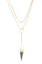Lola Cone Necklace