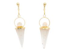 Spell Cone Earring