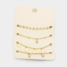 Goldie Layered Bracelet Set *Limited Edition*