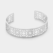 Silver Filigree Cuff *Limited Edition*