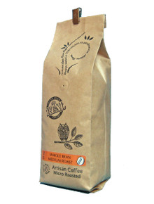 Medium Roast Gourmet Coffee Artisan Roasted Hacienda Real