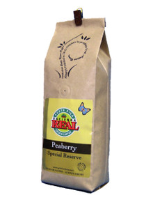 Peaberry Coffee Artisan Roasted Hacienda Real