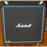 SOLD - MARSHALL 1960 B 4X12 SPEAKER CAB