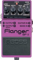NEW BOSS BF-3 STEREO FLANGER