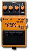 NEW Boss DS-2 Turbo Distortion