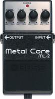 NEW BOSS ML-2 METAL CORE