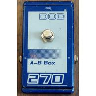 DOD 270 A-B- BOX