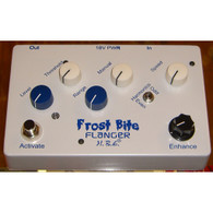 "NEW HOMEBREW ELECTRONICS ""FROST BITE"" FLANGER"