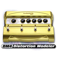 NEW Line 6 DM4 Distortion Modeler