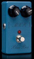 NEW MXR M-103 BLUE BOX FUZZ EFFECT