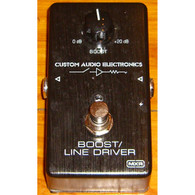 SOLD - MXR MC401 BOOST / LINE DRIVER