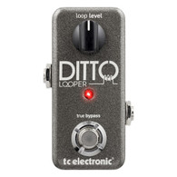 NEW T.C. ELECTRONIC DITTO LOOPER EFFECT