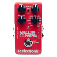 NEW T.C. ELECTRONIC HALL OF FAME REVERB