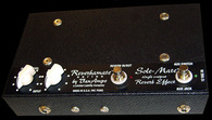 NEW VAN AMPS SOLE-MATE ANALOG SPRING REVERB  -  VINTAGE BLACK