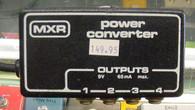 MXR Power Converter