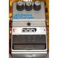SOLD - DOD FX-75 STEREO FLANGER
