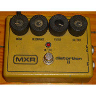 SOLD - MXR DISTORTION II