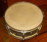 1960'S GREY MOTHER OF PEARL SNARE DRUM