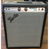 SOLD - FENDER 1970's MUSICMASTER BASS AMP