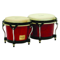NEW TYCOON PERCUSSION SUPREMO SERIES RED BONGOS