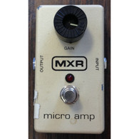 SOLD - MXR M-133 MICRO AMP