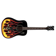 NEW DEAN Bret Michaels - The Player Acoustic Guitar