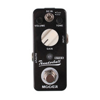 NEW MOOER THUNDERBALL BASS FUZZ / DISTORTION