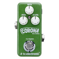 NEW T.C. ELECTRONIC CORONA MINI CHORUS