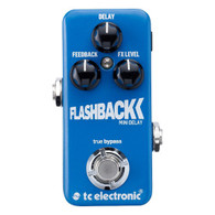 NEW T.C. ELECTRONIC FLASHBACK MINI DELAY