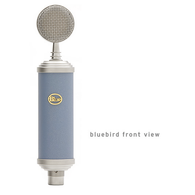 NEW BLUE BLUEBIRD MICROPHONE