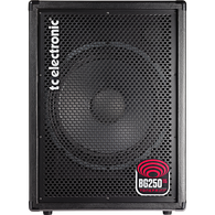 NEW T.C. ELECTRONIC BG250 115 COMBO