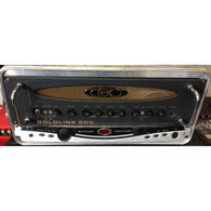 SOLD - GALLIEN KRUEGER GOLDLINE 500 BASS HEAD