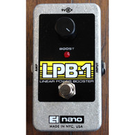ELECTRO HARMONIX LPB-1 LINE POWER BOOSTER PREAMP