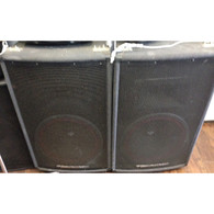 SOLD - CERWIN VEGA V-153 FULL RANGE SPEAKERS (PAIR) - DISCONTINUED