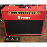 SOLD - BOGNER SHIVA 2X12 COMBO EL-34'S WITH REVERB