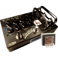 NEW EFFECTRODE SR-71 BLACKBIRD VACUUM TUBE PREAMP