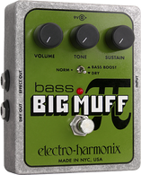 NEW ELECTRO HARMONIX BASS BIG MUFF PI