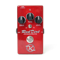 NEW KEELEY ELECTRONICS RED DIRT OVERDRIVE