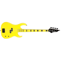 NEW DEAN CUSTOM ZONE BASS - FLUORESCENT YELLOW