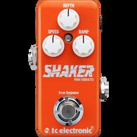 NEW T.C. ELECTRONIC SHAKER MINI VIBRATO