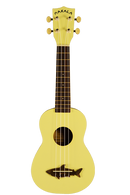 NEW MAKALA SHARK UKULELE YELLOW