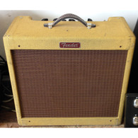 SOLD - FENDER BLUES JUNIOR - TWEED