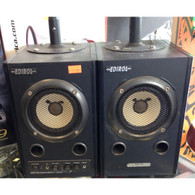 SOLD - EDIROL MA-7A STEREO MICRO MONITORS - PAIR