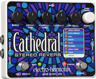 NEW ELECTRO HARMONIX CATHEDRAL - STEREO REVERB