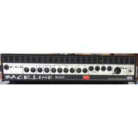 SOLD - GALLIEN KRUEGER BACKLINE 600 BASS HEAD