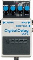 NEW BOSS DD-3 DIGITAL DELAY