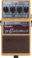 NEW BOSS FBM-1 FENDER '59 BASSMAN PEDAL